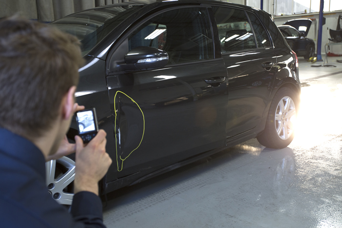 Auto Body And Paint Repair Estimate Sarkis Collision Centre